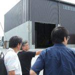 木質バイオマス発電所周辺調査で新潟県三条市へ行きました