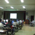 長野県飯山市バイオマス発電勉強会でお話しました