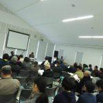 新潟県三条市でバイオマス発電の問題点についてお話しました