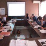 大崎市にて試験焼却リネン監視結果の報告と今後の監視の進め方を議論